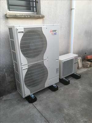 Exemple Pompe à chaleur n°37 zone Hérault par ATEXE