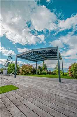 Exemple Panneau solaire photovoltaïque n°45 zone Isère par Gabriel