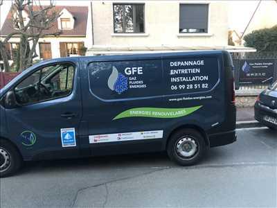 Photo Chauffagiste n°8 zone Val de Marne par GAZ FLUIDES ENERGIES