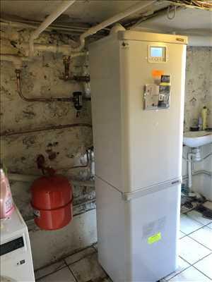 Exemple Chauffage n°9 zone Val de Marne par GAZ FLUIDES ENERGIES
