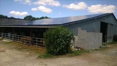Photo Panneau solaire photovoltaïque n°92 zone Bouches-du-Rhône par Jean-François