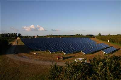 Exemple Panneau solaire photovoltaïque n°93 zone Bouches-du-Rhône par Jean-François